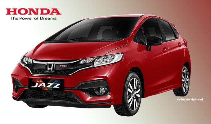 Honda Jazz Bekasi