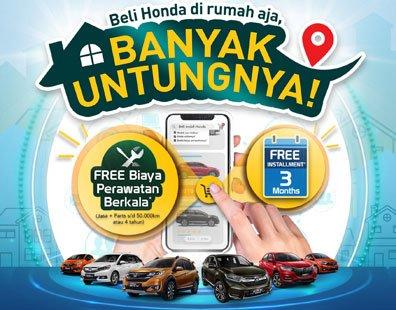 Promo Honda Bekasi 2020